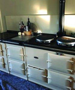 aga cooker installation